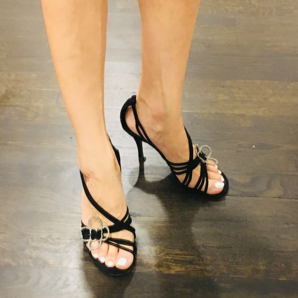 Louis Vuitton Strappy Sandal With